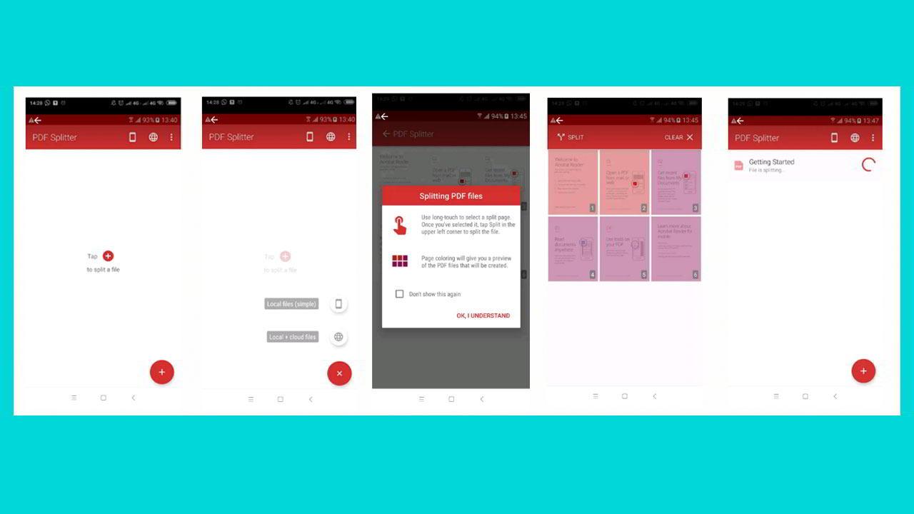 11 Cara Memisahkan File Pdf Di Pc Dan Di Android