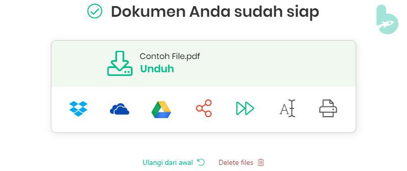 cara edit pdf tanpa aplikasi