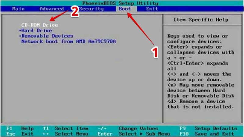 cara install windows 7 dengan dvd