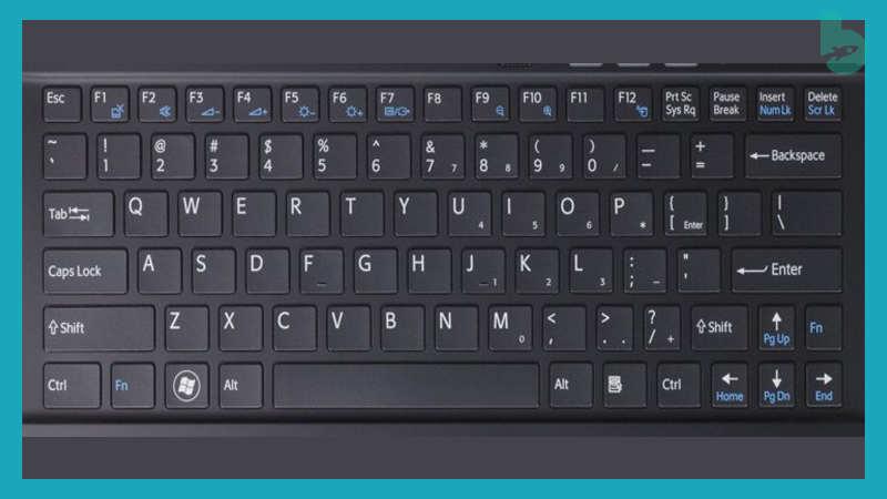 cara mengatasi keyboard laptop rusak