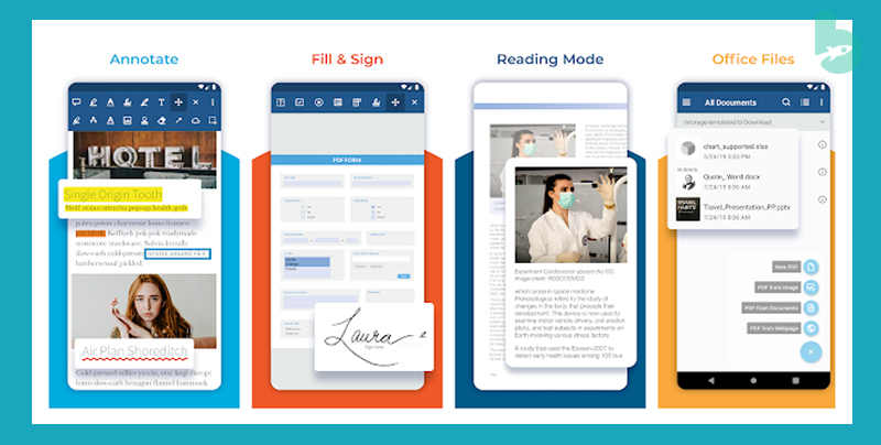 cara menggabungkan pdf di android