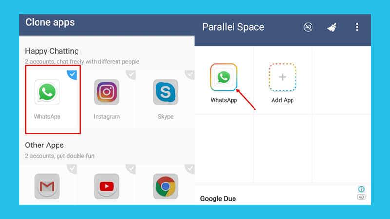 cara-menggunakan-2-aplikasi-whatsapp