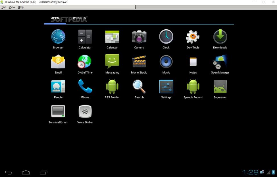 emulator-android-ringan-untuk-netbook