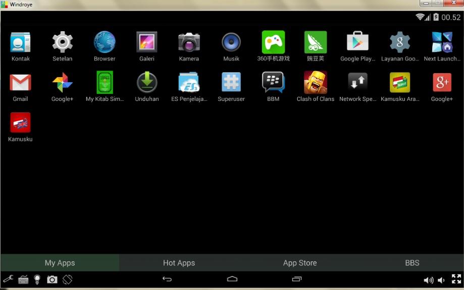 windroye-emulator-android