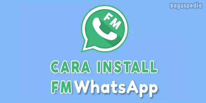 Cara Install Fmwhatsapp