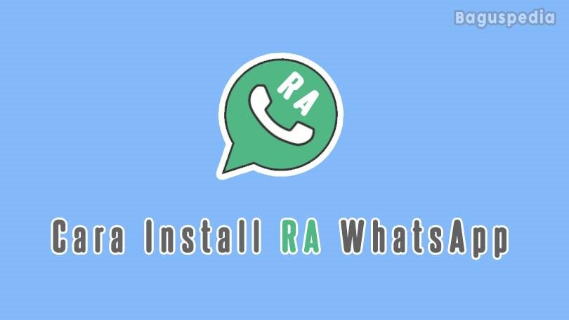 Cara Install Ra Whatsapp