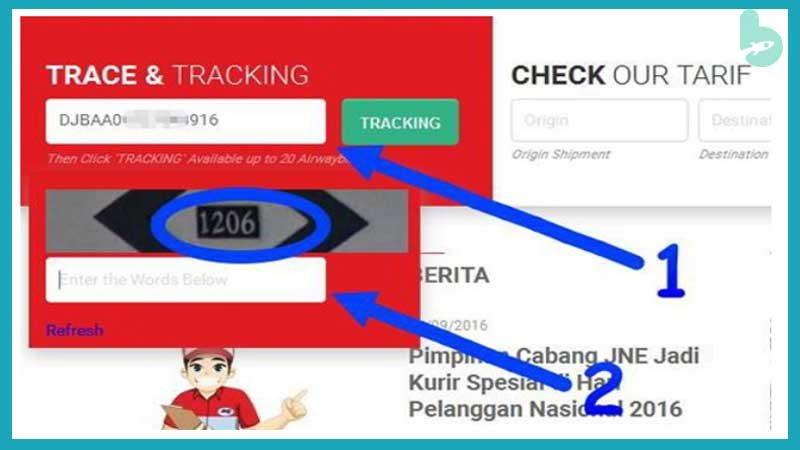 Cara-Tracking-Pengiriman-JNE