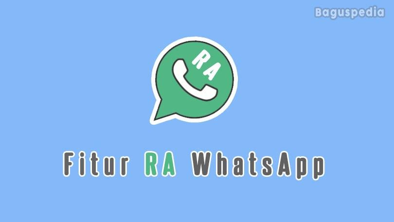 Fitur RA Whatsapp