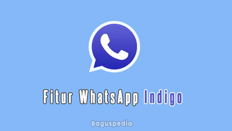 Fitur Whatsapp Indigo