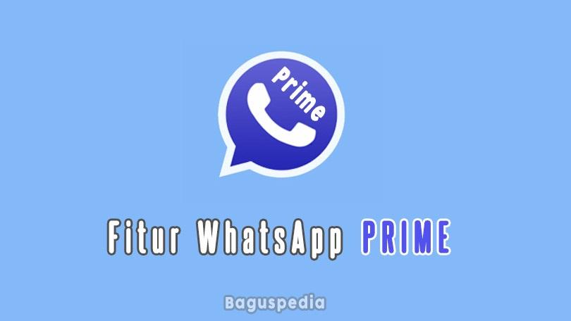 Fitur Whatsapp Prime