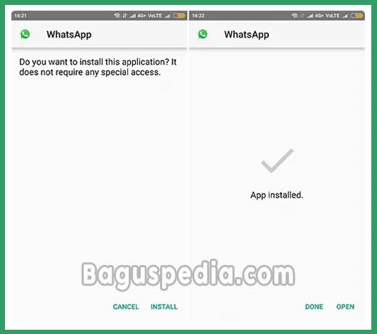 Install Fouad Whatsapp Apk