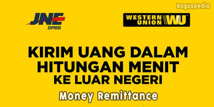 Jenis Layanan Jne Money Remittance