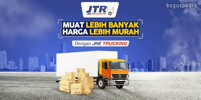 Jenis Layanan Jne Trucking