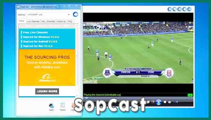 Sopcast Software Untuk Nonton Tv