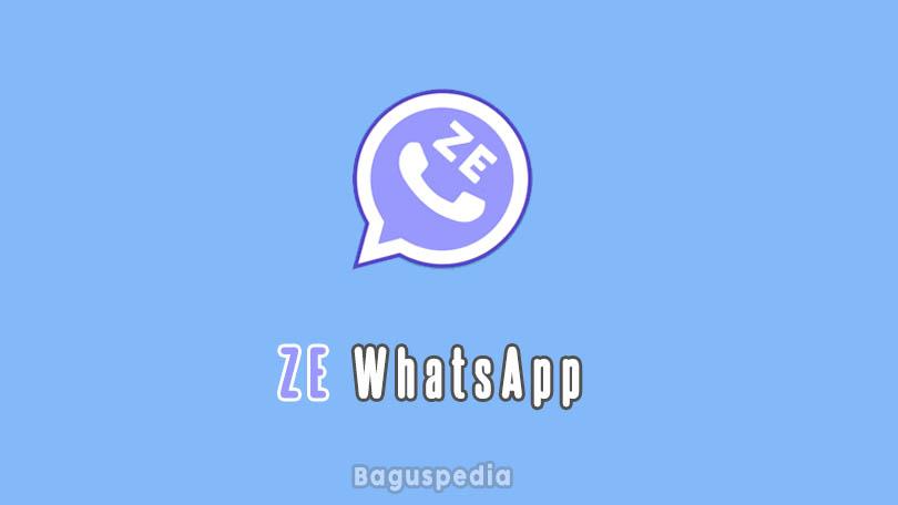 Ze Whatsapp Aplikasi