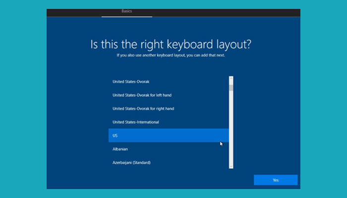 setting-keyboard-windows-10