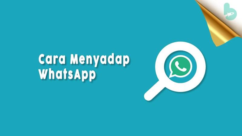 Aplikasi Untuk Menyadap Whatsapp