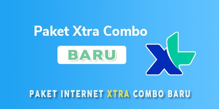 Paket Internet XL Xtra Combo Baru