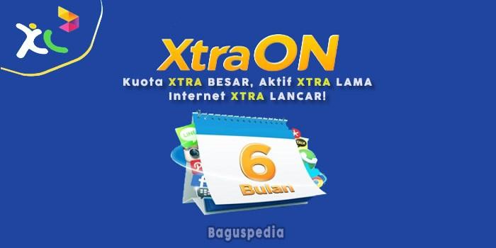 Paket Internet XL Xtra On