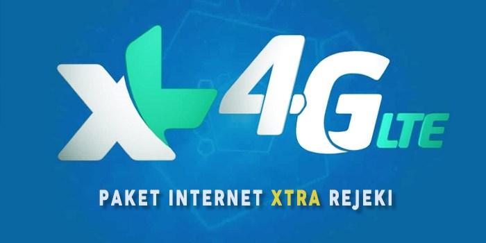 Paket Internet XL Xtra Rejeki