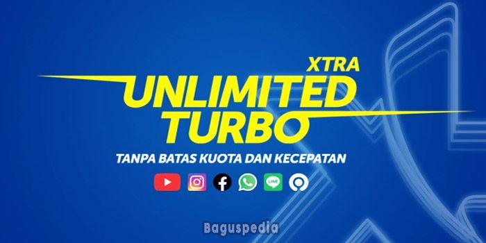 Paket Xtra Unlimited Turbo