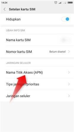 Apn Indosat Gsm