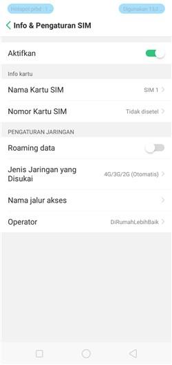 Apn Telkomsel Stabil