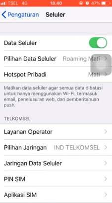 Apn Xl Untuk Iphone