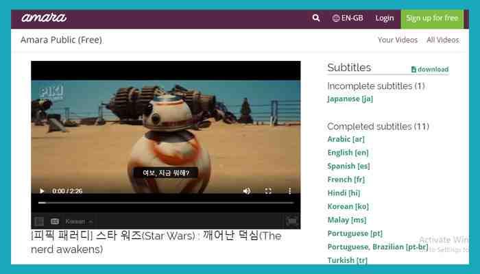 Cara Download Subtitle Indonesia Dari Youtube