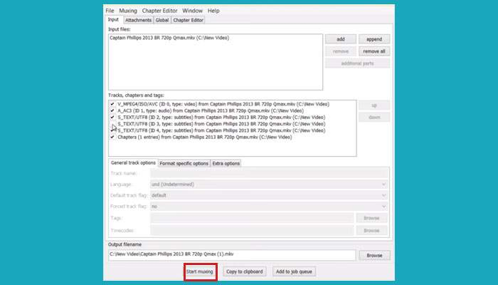 Cara Menghilangkan Subtitle Bawaan Film Tanpa Software