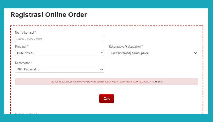 Cara Upgrade Telkomsel 3g Ke 4g Online