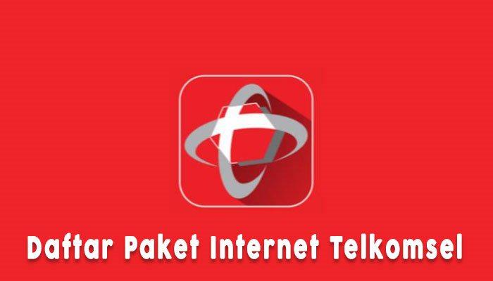 Daftar Lengkap Paket Internet Telkomsel