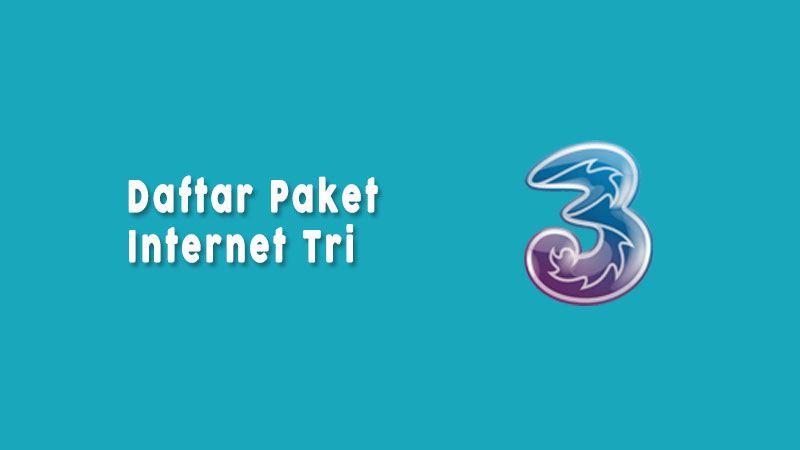 Harga Paket Internet 3