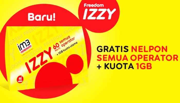 Paket Internet Indosat 2020