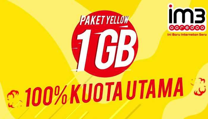 Paket Internet Indosat Gratis