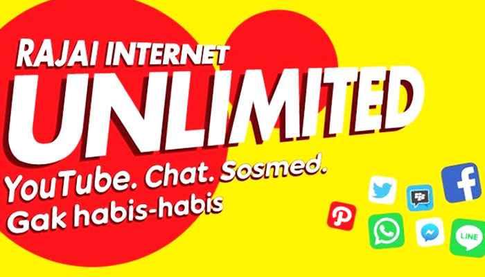 Paket Internet Indosat Murah Unlimited