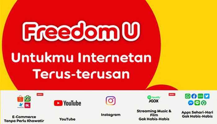 Paket Internet Indosat Ooredoo