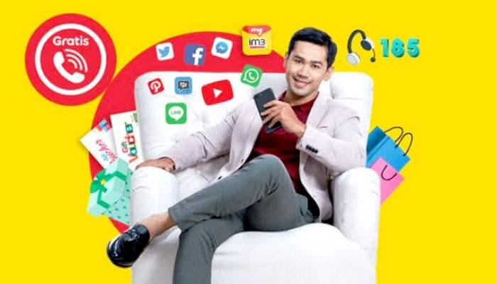 Paket Internet Indosat Pascabayar