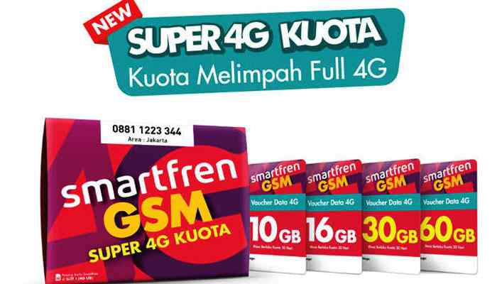 Paket Internet Smartfren Gsm