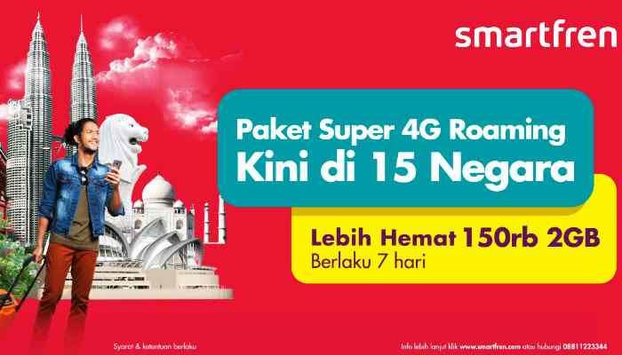 Paket Internet Smartfren Haji