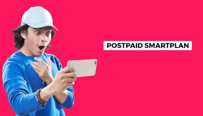 Paket Internet Smartfren Pascabayar Smartplan