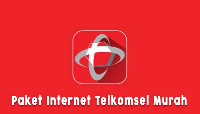 Paket Internet Telkomsel Murah Kuota Besar