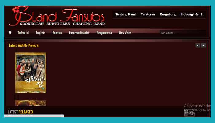 Situs Download File Srt Indonesia