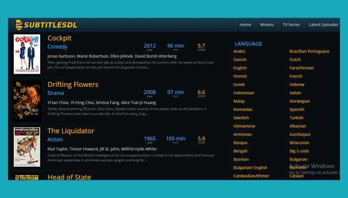 Situs Download Subtitle Indonesia Subtitlesdl