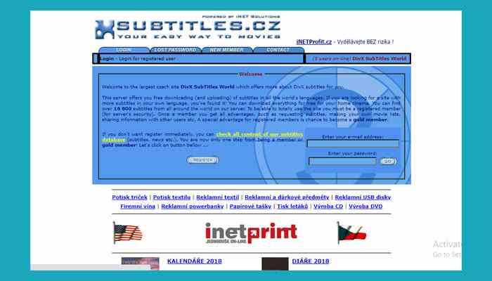 Situs Download Subtitle Terbaru