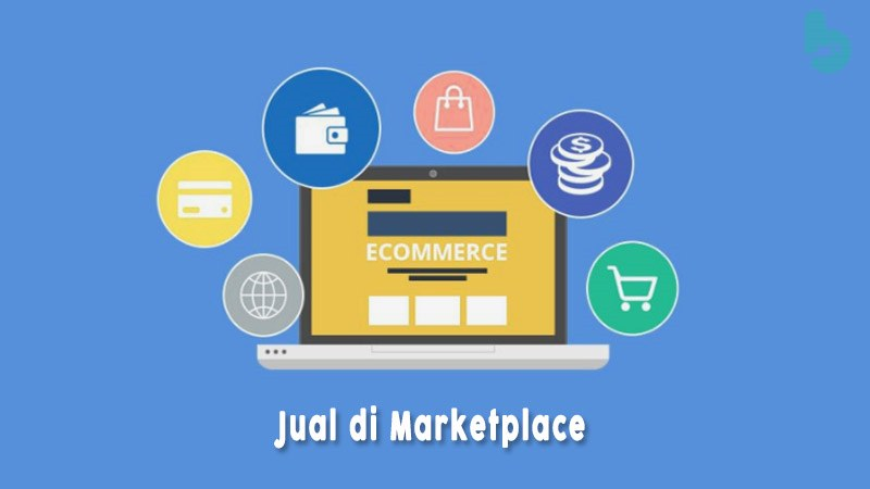 Jual Di Marketplace