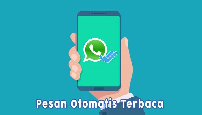 Pesan Otomatis Terbaca Karena Whatsapp Disadap