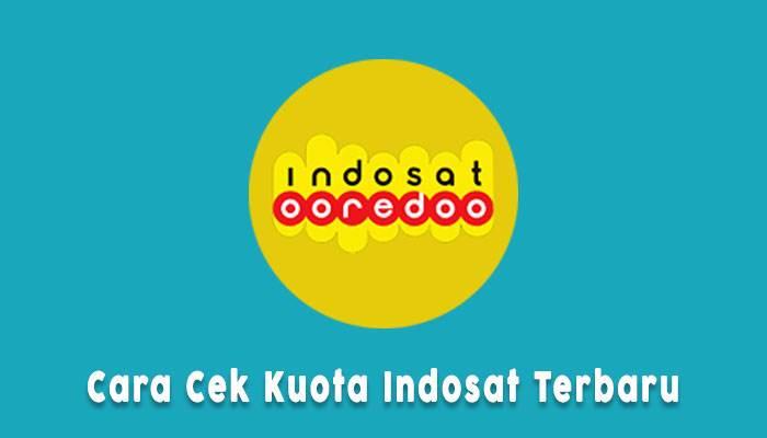 Cara Cek Kuota Indosat 2020
