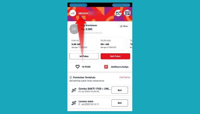 Cara Cek Nomor Telkomsel Yang Terdaftar