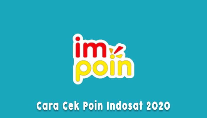 Cara Cek Poin Indosat 2020